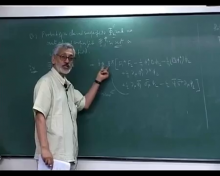 Quantum Field Theory 2012 Lecture 3
