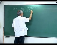 Quantum Field Theory 2012 Lecture 4